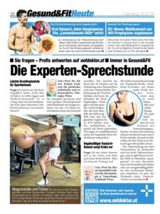 Expertensprechstunde - Implantate für Sportlerinnen