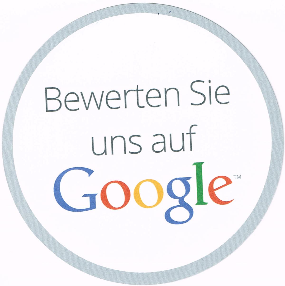 Bewertung Auf Google